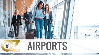 The Dirtiest Places in an Airport
