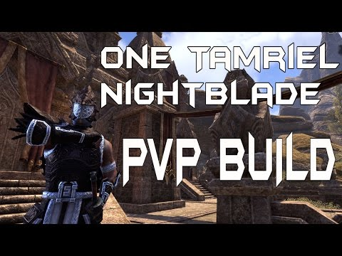 ESO: One Tamriel - Stamina Proc Build (Nightblade)