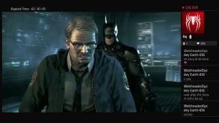 Batman Arkham Knight: #1 (Stream)