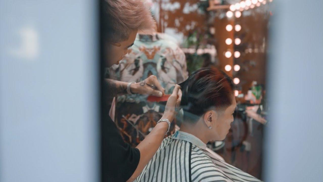 Theo Mình Cắt Tóc Tại Barber Đỉnh Nhất Hà Nội | Haircut With Benjamin Tran | Tổng quát những kiến thức liên quan barbershop hà nội chi tiết nhất