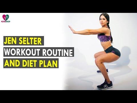 Jen Selter Workout Routine & Diet Plan || Health Sutra - Best Health Tips