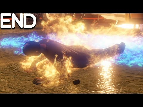 Trevor's Death Will Make You Cry 😢 - Grand Theft Auto 5 - Ending