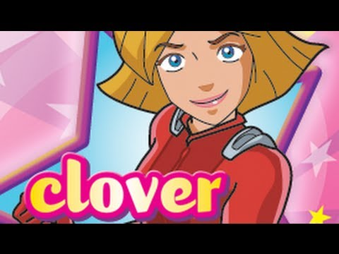 Dessin de clover des totally spies version manga youtube - Dessin anime de totally spies ...