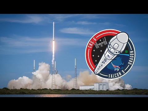 SpaceX CRS-6 Launch