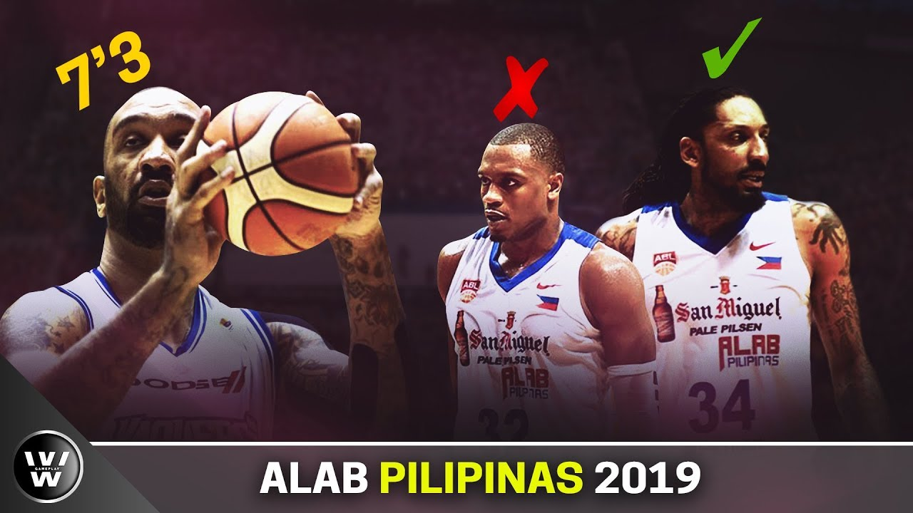 No Justin Brownlee for Alab Pilipinas? | Ramos-Balkman Tandem