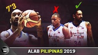 No Justin Brownlee for Alab Pilipinas? | Ramos-Balkman Tandem