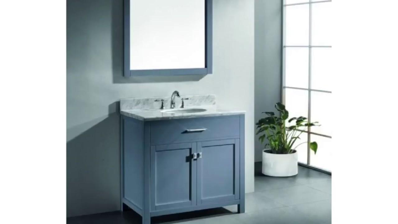 Bathroom Vanities With Tops Combos