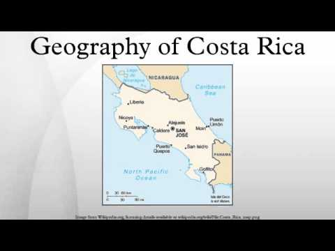 Geography of Costa Rica