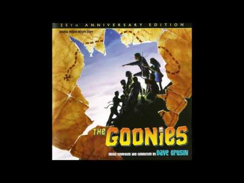 The Goonies (OST) - Water Slide And Galleon