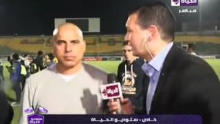 فيديو| القماش عقب الفوز على الجيش: الإسماعيلي مكانه مع الأهلي والزمالك