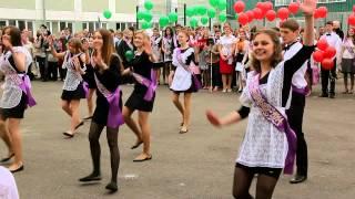 Танец выпускников Иркутск