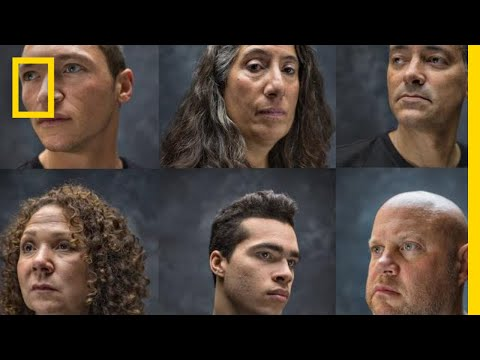 What Genetic Thread Do These Six Strangers Have in Common?   National Geographic