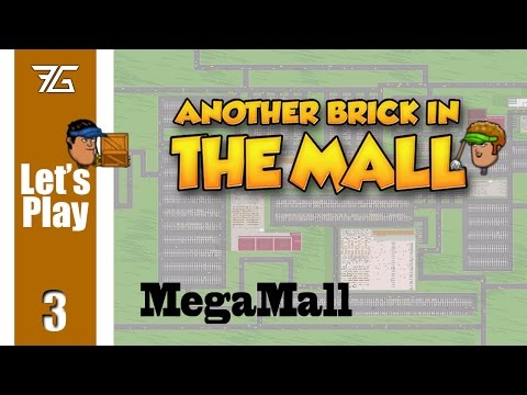 Another Brick In the Mall - MegaMall Ep 3 Extra Parking