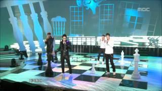 2AM - Confession of a Friend, 투에이엠 - 친구의 고백, Music Core 20090418