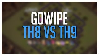 TH8 FA 2 STELLE AD UN TH9?! - Clash of clans | GOWIPE