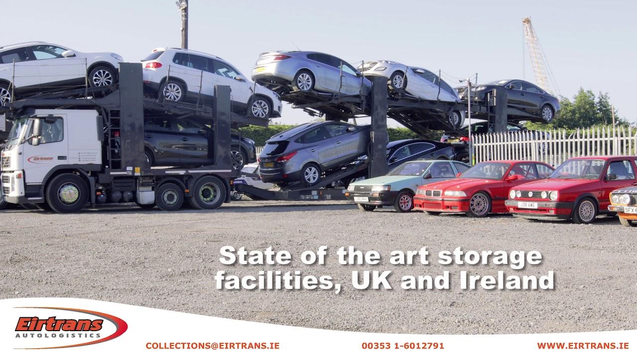 Car Transport Uk To Ireland