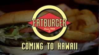 Fatburger Hawaii - Pukalani Maui & Pearl Harbor Oahu