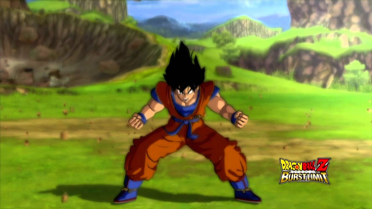 Dragon Ball Super 3d Live Wallpaper Dragonball Z Burst Limit Opening Hd 1080p Youtube