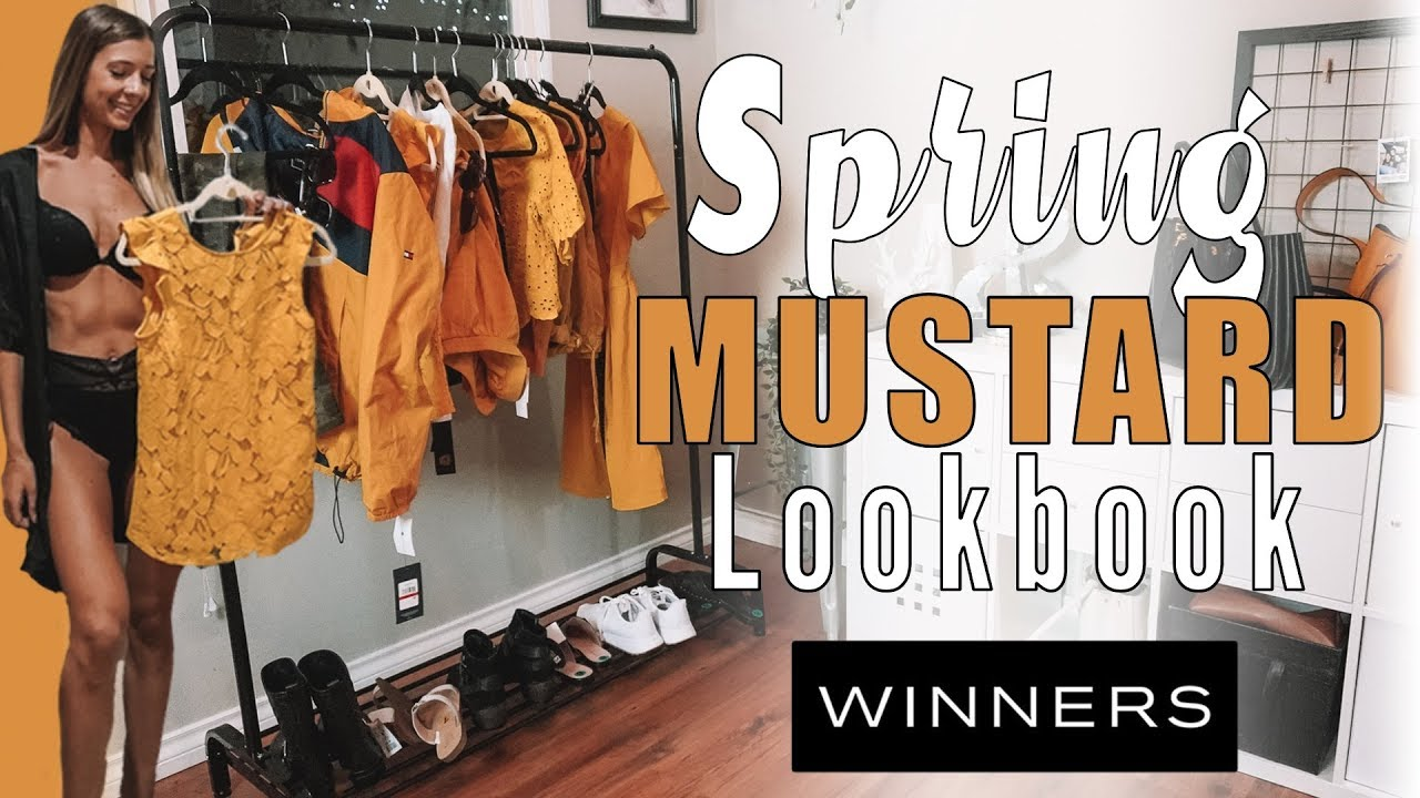 YELLOW SPRING OUTFIT IDEAS | Spring Fashion Lookbook
