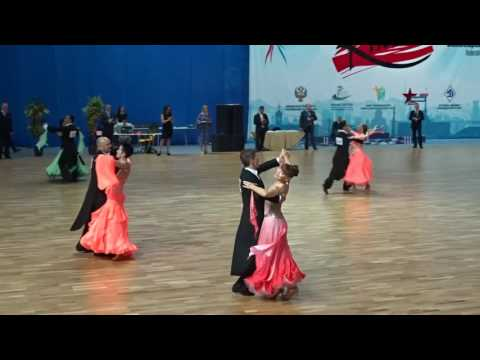 Vivat, Russia-2016! Senior II Final 10 Dances.