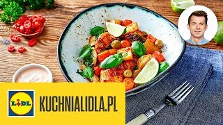 KURCZAK PIRI-PIRI  | Karol Okrasa & Kuchnia Lidla