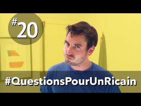 Questions Pour Un Ricain #20