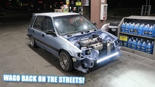 Wago Is Almost Ready for a Turbo!