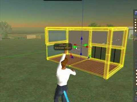 Build fast in Second Life with Free Stuff