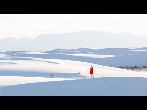 My Favourite Landscape Photography Spot of 2018 |   BTS at White Sands