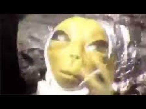 Alien meme song | Patlamaya Devam | Flashing light alien ...