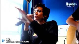 DEA - CINTA 99% (live at Delta FM)