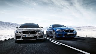 BMW M5 Competition (2019) Tanıtım ve Test Sürüşü Now Car