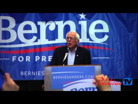 Bernie Sanders Annihilates Scott Walker During Madison Rally