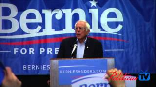 Bernie Sanders Annihilates Scott Walker During Madison Rally