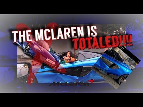 """big-crash""-tallguycarreviews-mclaren-gets-totaled!!!!"