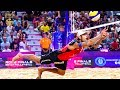 Men's Most LEGENDARY Rallies of all Time   Highlights from the Beach Volleyball World