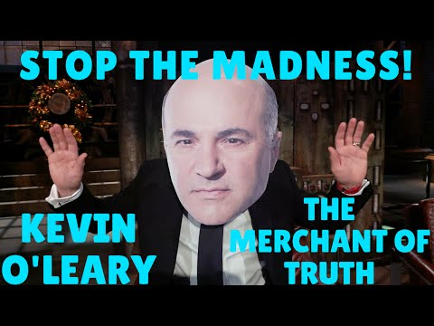 Interview with Kevin O'Leary aka Mr. Wonderful aka The KING of QVC - Stop The Madness