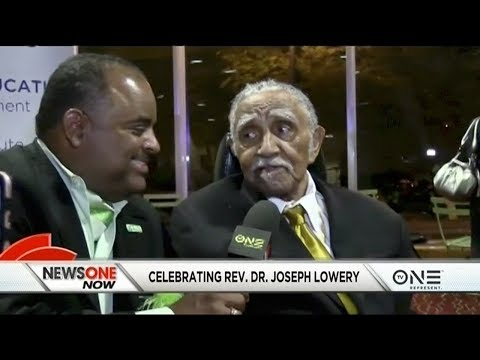 Highlights From Rev. Dr. Joseph Lowery's 96th Birthday Celebration