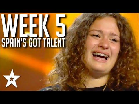 Spain's Got Talent 2021 AUDITIONS | WEEK 5 | Got Talent Global