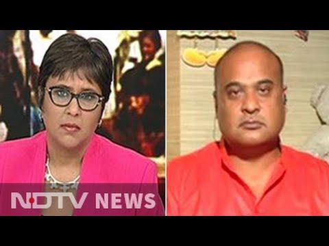 Rahul Gandhi likes servant-master relationship, says Himanta Biswa Sarma