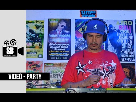 "Kizomba Bar Colombia ""Aniversario # 2""  (Dj Fresh - Dj Fabio Alzate - Dj Dream)"