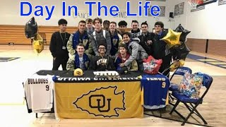 Alex Jackson | Day in the Life of a College Baseball Commit | Vlog #1 | 12-14-18 |