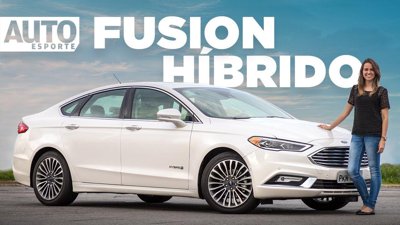 Ford Fusion Hybrid Tudo Sobre O Primeiro Híbrido Do Brasil