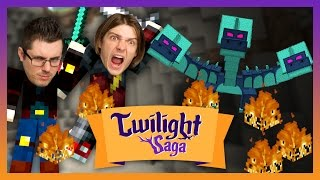 EPIC HYDRA BOSS BATTLE (Maricraft: Twilight Saga)