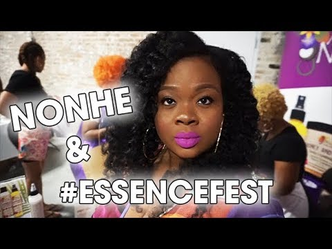 My Experience at New Orleans Natural Hair Expo 2017/Essence Fest VLOG