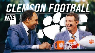 Clemson Football || The Vlog (Season 5, Ep 7)