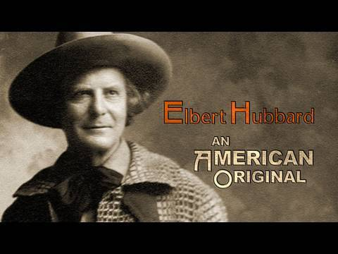 Image result for Elbert Hubbard