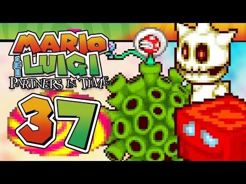 Mario & Luigi: Partners In Time - Episode 37 - When The Stars Align