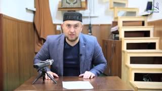 """""""В мечеть нужно приходить не один раз в год на Рамадан"""" / Абдуллахаджи Хидирбеков"""