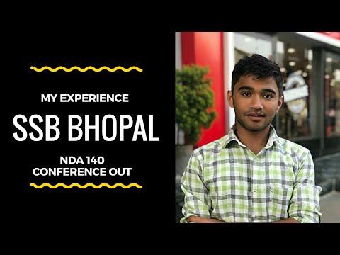 #1 My SSB Experience At 22SSB Bhopal 140 NDA